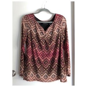 Axcess Blouse Size XL